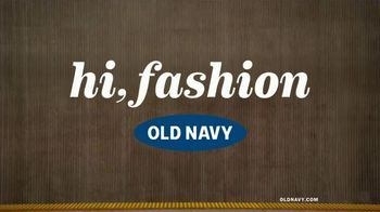 Old Navy TV Spot, 'Nonstop Spring Styles for the Family' - Thumbnail 1