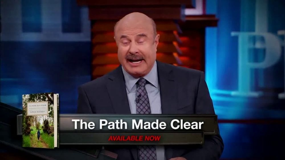 Phil in the Blanks TV Commercial, 'Oprah Winfrey: The Path Made Clear'