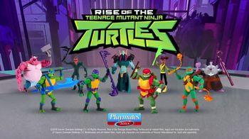 Rise of the Teenage Mutant Ninja Turtle TV Spot, 'Sewer Lair: Power Up! App' - Thumbnail 8