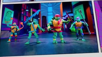 Rise of the Teenage Mutant Ninja Turtle TV Spot, 'Sewer Lair: Power Up! App' - Thumbnail 2