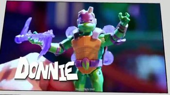 Rise of the Teenage Mutant Ninja Turtle TV Spot, 'Sewer Lair: Power Up! App' - Thumbnail 5