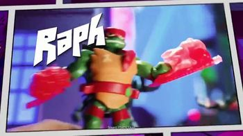 Rise of the Teenage Mutant Ninja Turtle TV Spot, 'Sewer Lair: Power Up! App' - Thumbnail 6