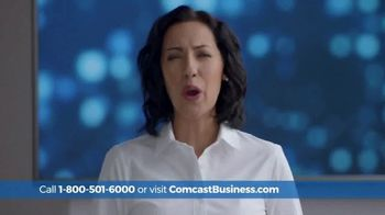 Comcast Business Switch & Save Days TV Spot, 'Excited Business Owners: $500 Prepaid Card' - Thumbnail 1