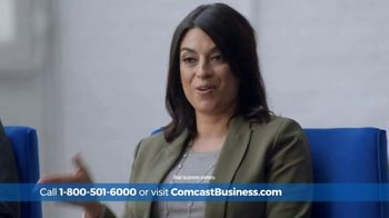 Comcast Business Switch & Save Days TV Spot, 'Excited Business Owners: $500 Prepaid Card' - Thumbnail 2