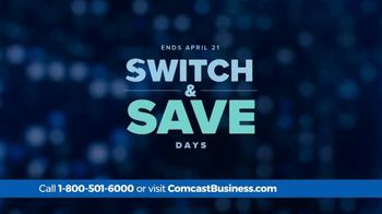 Comcast Business Switch & Save Days TV Spot, 'Excited Business Owners: $500 Prepaid Card' - Thumbnail 4