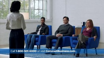 Comcast Business Switch & Save Days TV Spot, 'Excited Business Owners: $500 Prepaid Card' - Thumbnail 8