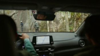 2019 Hyundai Kona TV Spot, 'Rock Climbing' Song by Lord Huron [T1] - Thumbnail 4