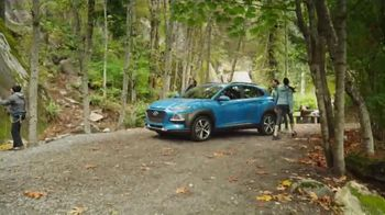 2019 Hyundai Kona TV Spot, 'Rock Climbing' Song by Lord Huron [T1] - Thumbnail 6