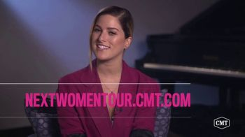 2019 CMT Next Women of Country TV Spot, 'The Future of Country' Featuring Cassadee Pope - Thumbnail 7