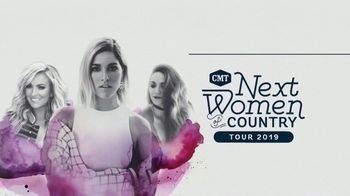 2019 CMT Next Women of Country TV Spot, 'The Future of Country' Featuring Cassadee Pope - Thumbnail 8