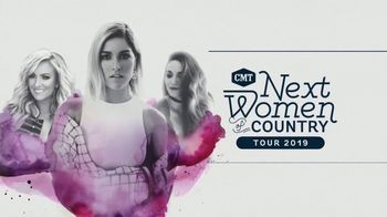 2019 CMT Next Women of Country TV Spot, 'The Future of Country' Featuring Cassadee Pope - Thumbnail 9