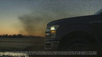 Ford F-150 TV Spot, 'Hard Work' [T1] - 30 commercial airings