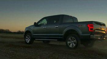 Ford F-150 TV Spot, 'Hard Work' [T1] - Thumbnail 1
