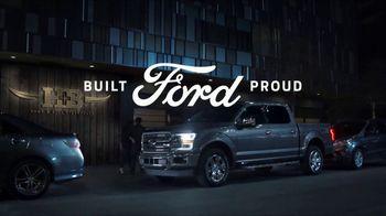 Ford F-150 TV Spot, 'Hard Work' [T1] - Thumbnail 10