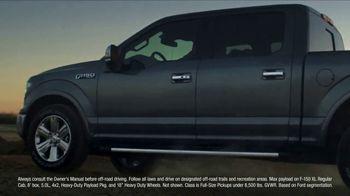 Ford F-150 TV Spot, 'Hard Work' [T1] - Thumbnail 2