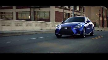 Lexus IS F Sport TV Spot, 'Desafíos' [Spanish] [T1] - Thumbnail 3