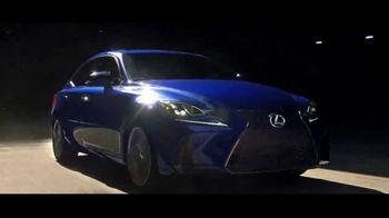 Lexus IS F Sport TV Spot, 'Desafíos' [Spanish] [T1] - Thumbnail 6
