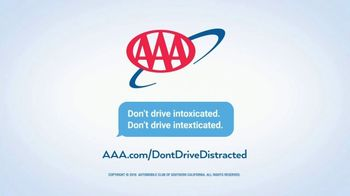 AAA TV Spot, 'Distracted Driving' - Thumbnail 6