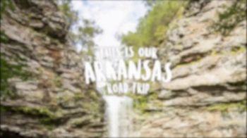 Arkansas Department of Parks & Tourism TV Spot, 'Road Trip: Waterfalls and Hot Springs' - Thumbnail 1
