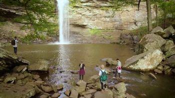 Arkansas Department of Parks & Tourism TV Spot, 'Road Trip: Waterfalls and Hot Springs' - Thumbnail 6