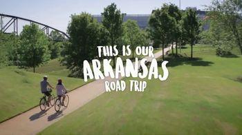 Arkansas Department of Parks & Tourism TV Spot, 'Road Trip: Little Rock' - Thumbnail 1