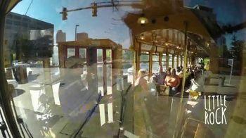 Arkansas Department of Parks & Tourism TV Spot, 'Road Trip: Little Rock' - Thumbnail 5