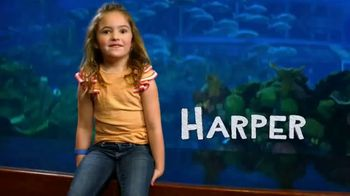 Walt Disney World TV Spot, 'My Disney Day: Harper' - 144 commercial airings