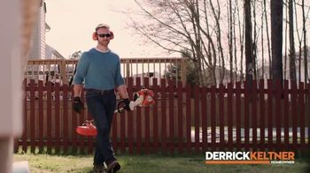 STIHL TV Spot, 'Real People: Hedge Trimmer & Grass Trimmer'