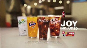 McDonald's $1 Soft Drinks TV Spot, 'Joy Included' - Thumbnail 9