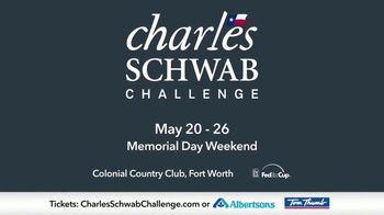 PGA TOUR TV Spot, '2019 Charles Schwab Challenge: Memorial Day' - Thumbnail 9