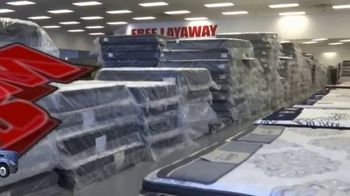 American Freight Mattress Blowout TV Spot, 'Dream Sleep and Resort Gold' - Thumbnail 1