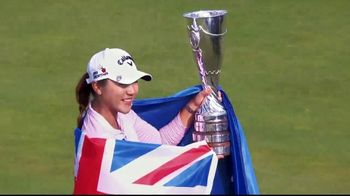 Rolex TV Spot, 'Perpetual Excellence: Women's Golf' - 224 commercial airings