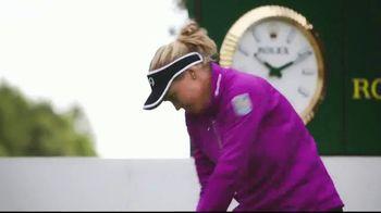 Rolex TV Spot, 'Perpetual Excellence: Women's Golf' - Thumbnail 6