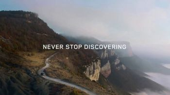 Land Rover Discovery TV Spot, 'Never Stop Discovering' [T1] - Thumbnail 10