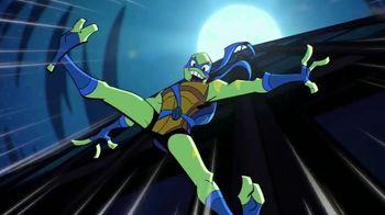 Rise of the Teenage Mutant Ninja Turtles Home Entertainment TV Spot - Thumbnail 1