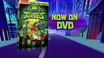 Rise of the Teenage Mutant Ninja Turtles Home Entertainment TV Spot