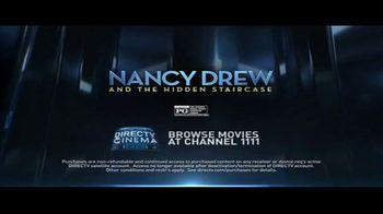 DIRECTV Cinema TV Spot, 'Nancy Drew and the Hidden Staircase' - Thumbnail 8