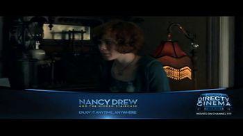DIRECTV Cinema TV Spot, 'Nancy Drew and the Hidden Staircase' - Thumbnail 3