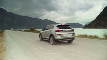 2019 Hyundai Tucson TV Spot, 'Family of SUVs: Kiteboarding' [T1] - Thumbnail 2