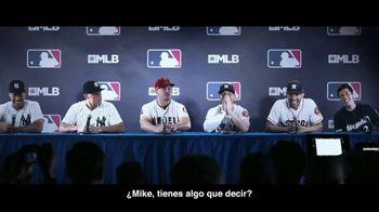 Major League Baseball TV Spot, 'Hay que dejar a los chicos jugar' con Mike Trout, Noah Syndergaard [Spanish]