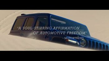 Jeep Freedom Days TV Spot, 'Quotes' [T2] - Thumbnail 2