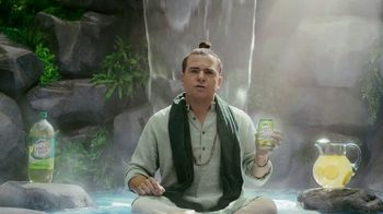 Canada Dry Ginger Ale and Lemonade TV Spot, 'Fountain'