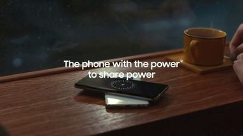 Samsung Galaxy S10 TV Spot, 'Wireless PowerShare' Song by Olly Anna - Thumbnail 10