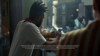 Samsung Galaxy S10 TV Spot, 'Wireless PowerShare' Song by Olly Anna - Thumbnail 2