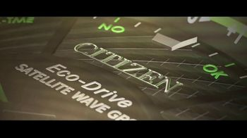 Citizen Watch Satellite Wave GPS TV Spot, 'Time Follows Where I Lead' - Thumbnail 4