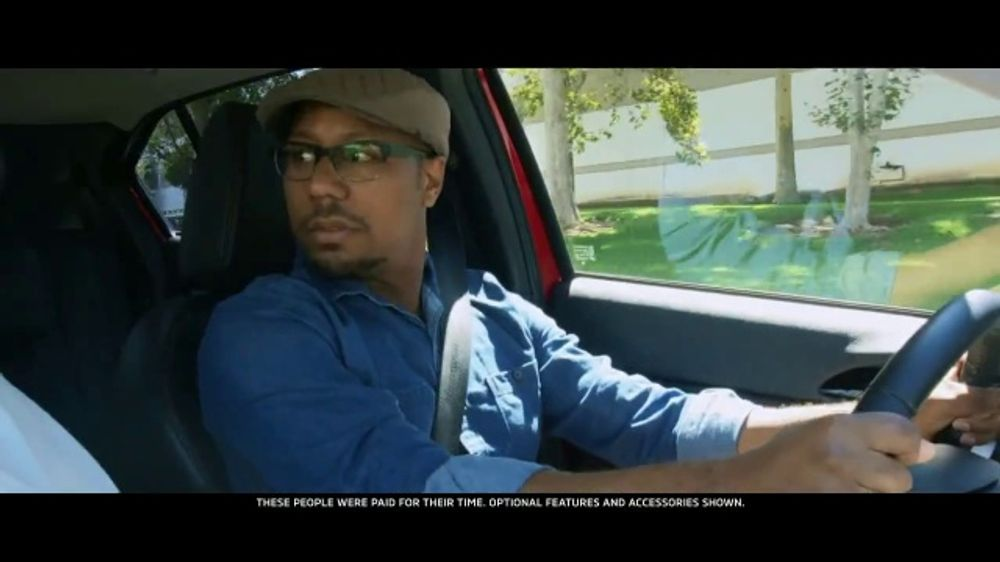 2019 Mitsubishi Eclipse Cross TV Commercial, 'In a Mitsubishi' Featuring Jon Bailey [T1]