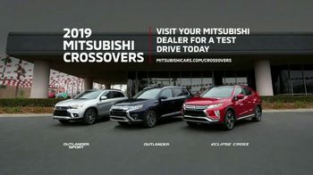 2019 Mitsubishi Eclipse Cross TV Spot, 'In a Mitsubishi' Featuring Jon Bailey [T1] - Thumbnail 10