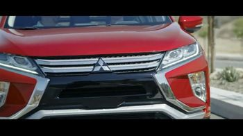 2019 Mitsubishi Eclipse Cross TV Spot, 'In a Mitsubishi' Featuring Jon Bailey [T1] - Thumbnail 4