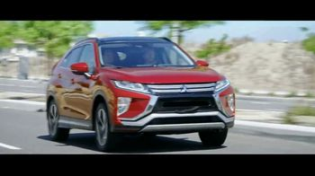 2019 Mitsubishi Eclipse Cross TV Spot, 'In a Mitsubishi' Featuring Jon Bailey [T1] - Thumbnail 9