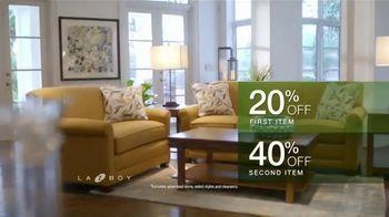 La-Z-Boy Double Discount Days TV Spot, 'Your Favorite Spot' - Thumbnail 7